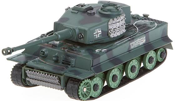 Desktop R/C Tank