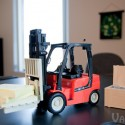 RC Mini Toy Forklift Set
