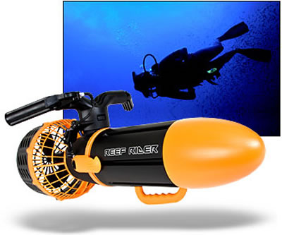 Reef Rider Sea Scooter