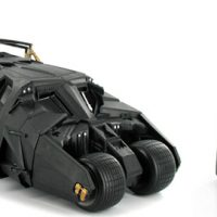 Batman The Dark Knight Batmobile RC Car