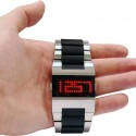 Stylish Retro LED Watch by Black Dice