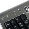 Wireless USB Keypad with Trackball