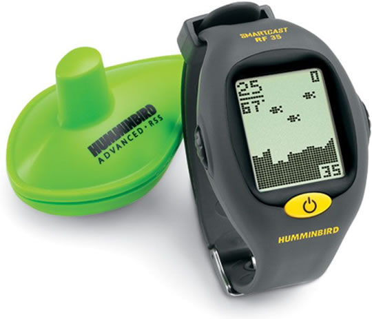 Humminbird RF35 Fish Finder Watch