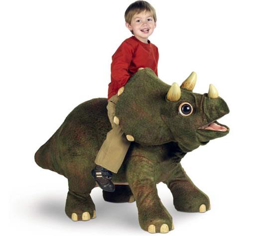[GP]E.B.E.C: Acre Jurassica - Página 24 Robot-triceratops