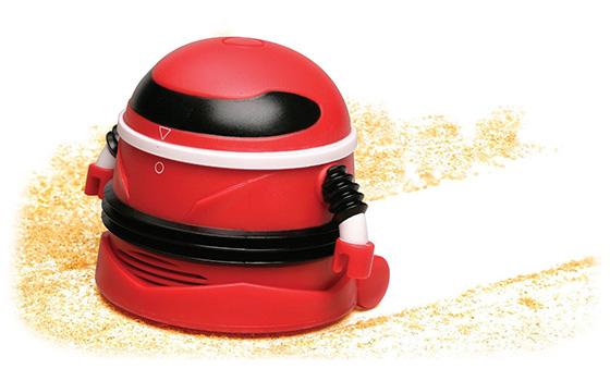 Desktop Robot Vacuum