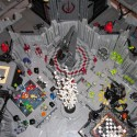 Inside Amazing Lego Creation