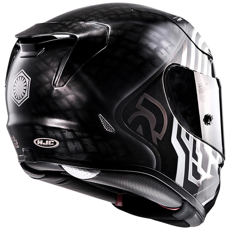kylo ren motorcycle helmet geekalerts. Black Bedroom Furniture Sets. Home Design Ideas