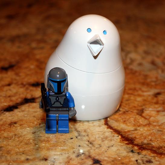 Bird Salt and Peeper Shaker