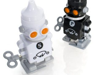 Salt and Pepper Robots