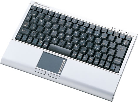 Touchpad Keyboard from Sanwa