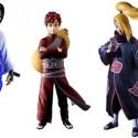 Naruto Shippuden Figures: