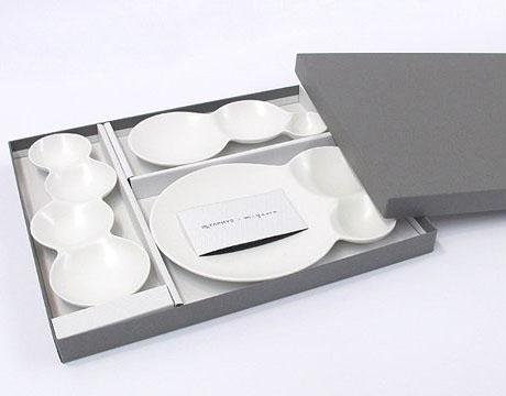 savone divided plate set