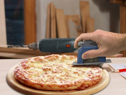 Saw Shaped Pizza Cutter