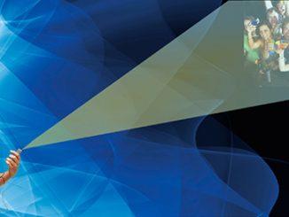 Sceptre Luna Handheld Projector