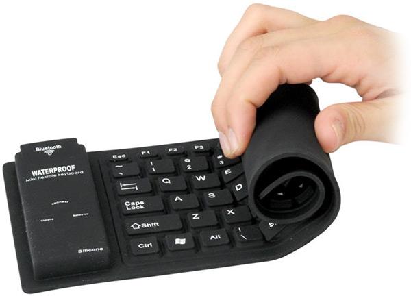 Scosche FreeKey Roll-up Wireless Keyboard