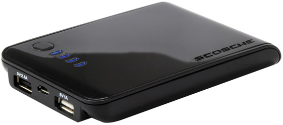 goBAT II Portable Charger Backup Battery