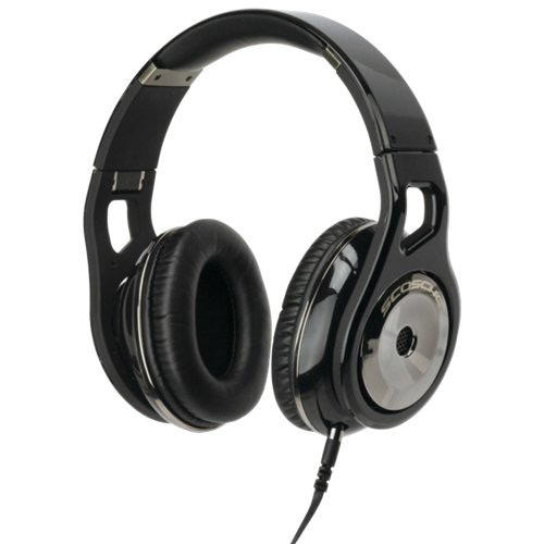 Scosche RH1056M Headphones Black