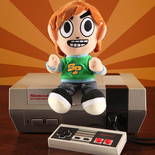 Scott Pilgrim vs The World Plush