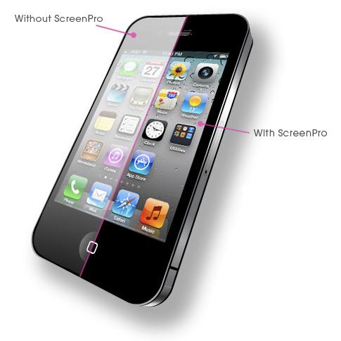 ScreenPro iPhone Anti-Glare Screen Protector