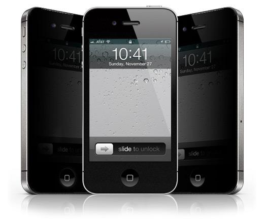 ScreenPro iPhone Privacy Screen