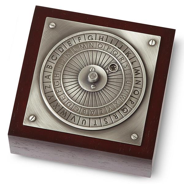 Secret Agent Desktop Decoder Box