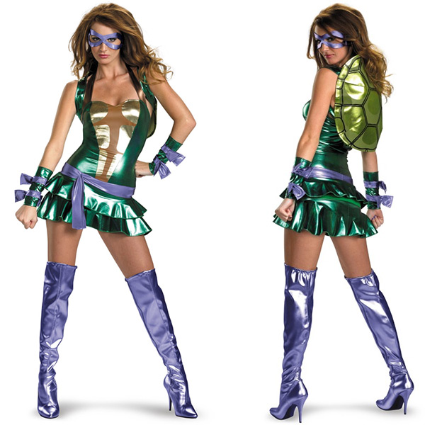 Sexy Donatello TMNT Costume