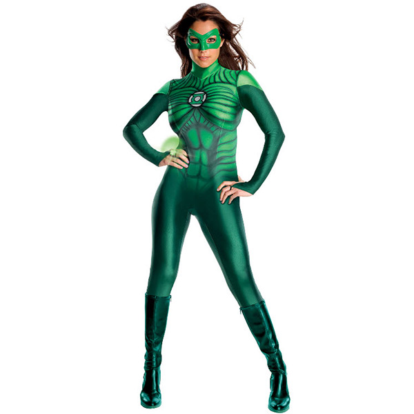 Green Lantern Sexy Womens Costume