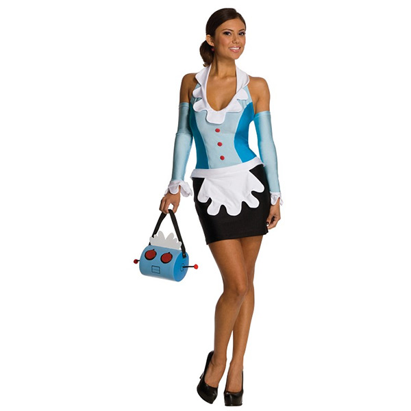 The Jetsons Rosie the Maid Womens Costume  sc 1 st  GeekAlerts & 12 Super Sexy Halloween Costumes