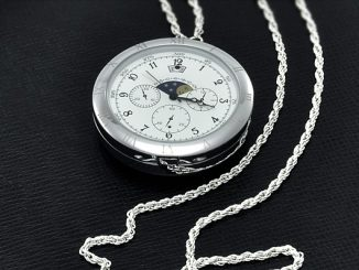 Spy Pocket Watch