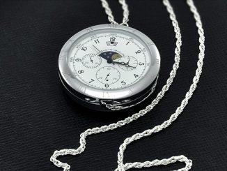 Spy Pocket Watch