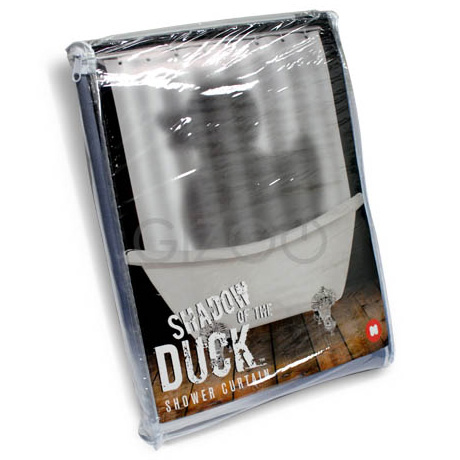 Shadow Duck Shower Curtain