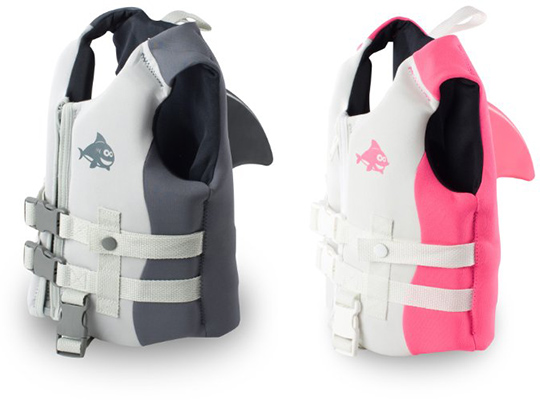 Shark and Dolphin Life Jackets