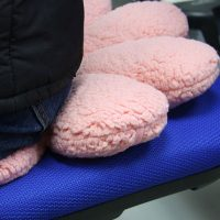 USB Sheep Seat Cushion Warmer