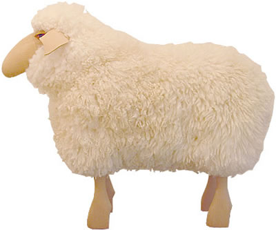 Sheep Stool - Large