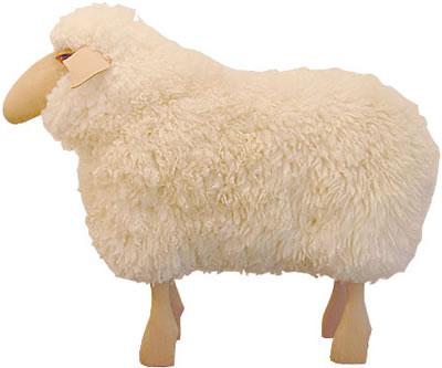 Sheep Stool - Large