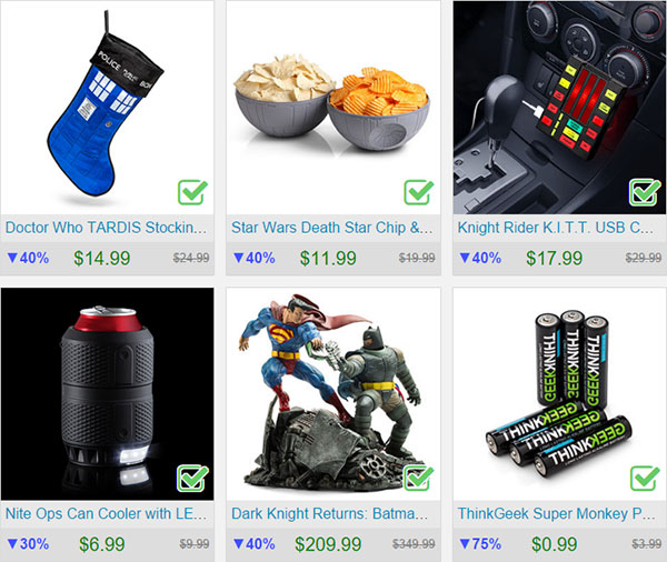 Rout Thinkgeek Deals
