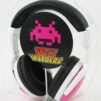 Space Invaders Headphones