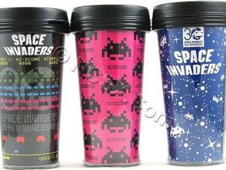 Space Invaders Tumblers
