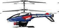 Silverlit RC Helicopters That Shoot