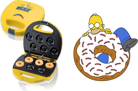 Simpsons Doughnut Maker