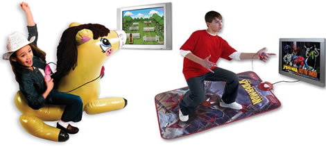 Interactive Video Games