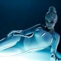 Siren Gem Tron Legacy Costume