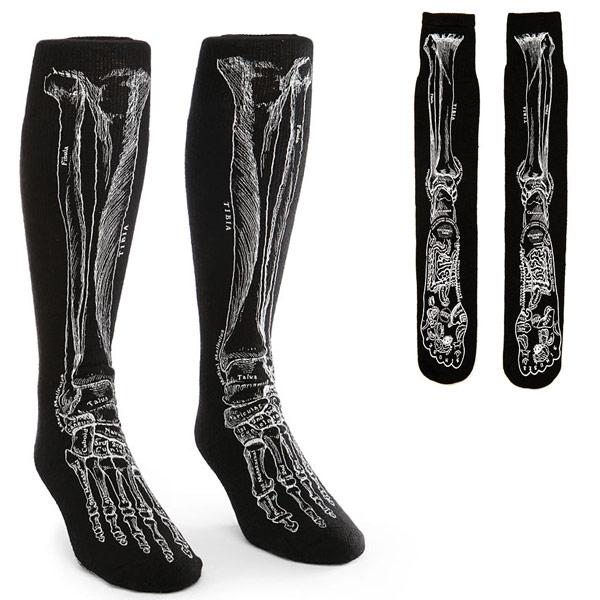 skeleton_socks