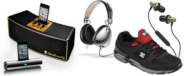 Skullcandy Speakers, Earbuds, Headphones, Shoes