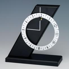 A New Slant Clock