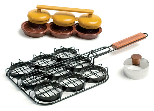 Sliders Mini Burgers Set