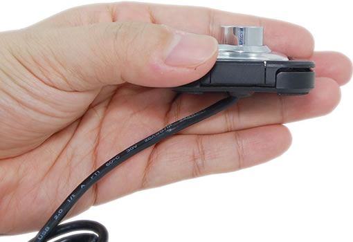 Slim USB Webcam