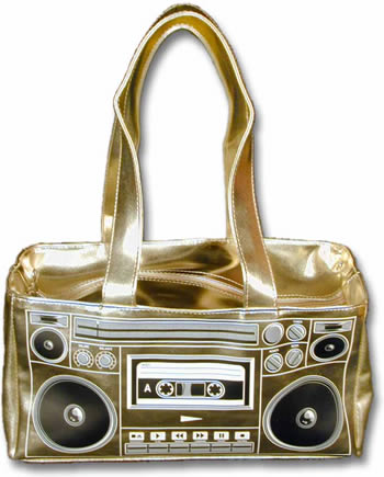 Small Boombox Bag