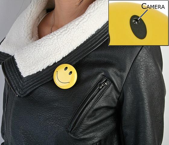 Smiley Spycam