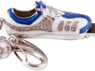 Blingy Sneaker USB Flash Drive